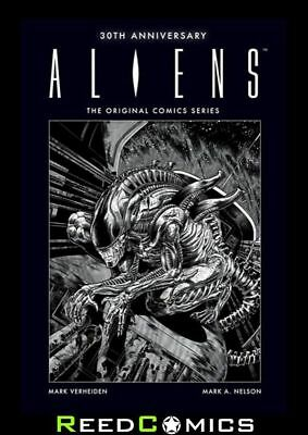 ALIENS 30TH ANNIVERSARY ORIGINAL COMICS SERIES VOLUME 1 HARDCOVER New Hardback