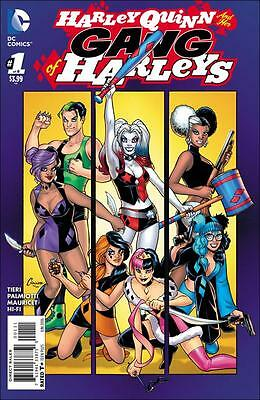 Harley Quinn and her Gang of Harleys (2016)   #1 to 6 Complete  NM- to NM/M