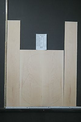 Tonewood Birdseye maple 1335 Tonholz Guitar Builder Luthier Acoustic Backs Side