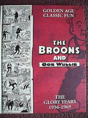 The Broons Oor Wullie The Glory Years 1956 1969  Vgc Golden Age Classic Fun