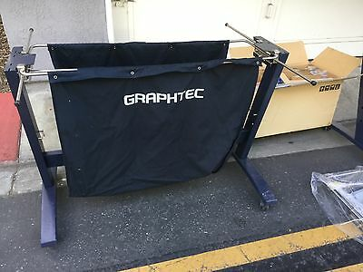 Graphtec Plotter Stand With Basket Local Pickup