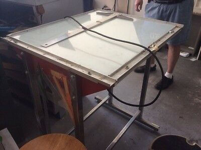 Light Table with accessories (MAKE OFFERS!!!)