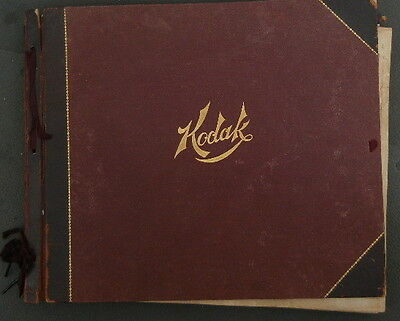 Vernacular photographic album of the Northwest area of the U.S.