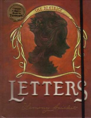 The Beatrice letters. by Lemony Snicket (Paperback)