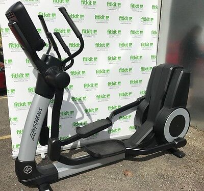 Life Fitness 95X Elevation Series Discover SE Console Commercial Gym Equipment