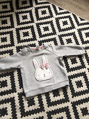 Girls Jumper H&M 6-9 Months. Only Worn Once