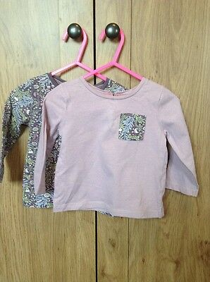 Next Baby 6-9mth, Long Sleeve T-shirts