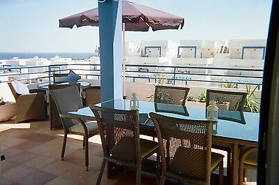 2 Bed modern penthouse apartment FOR SALE in Mojacar, Almeria with roof terrace