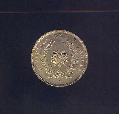Gem Uncirculated Paraguay 1870 ¢ From Interesting Numismatic Family, Free Ship