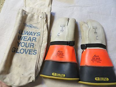 Primary Electric Protective Mittens