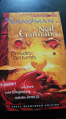 The Sandman - Volume 1: Preludes and Nocturnes