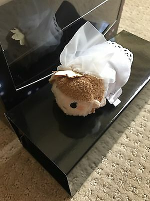 Disney Store Japan 3rd Tsum Tsum Anniversary Tangled Wedding Rapunzel