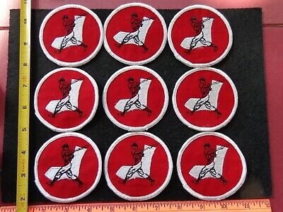 Vintage Chicago White Sox Patches 31 Pc. Lot  Black Border Old School Logos