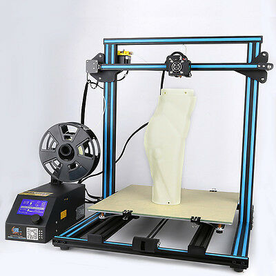 CR-10 Printing Size DIY 3D Printer Kit Imprimante 400*400*400/500*500*500mm NEW