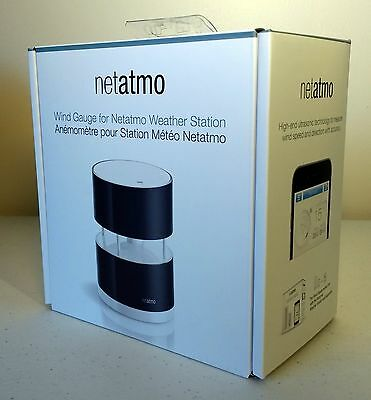 Netatmo Wind Gauge for Weather Station NWA01-WW