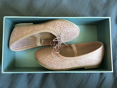 ZARA BABY GIRL SHOES Size 20 UK 4