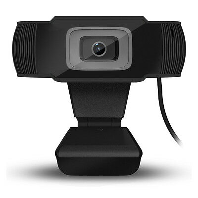 12.0MP USB 2.0 HD Camera Web Cam with MIC Clip-on for Skype Desktop PC Laptop