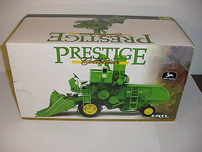 1/16 Prestige Collection John Deere No. 45 Combine W/Corn Head W/Box! Unopened!