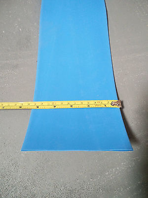 Heat shrink sleeving 80mm diameter 2:1 Blue per 100mm (10cm)