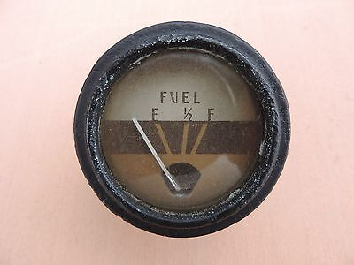 Vintage Fuel Gauge Willys Jeep ? Ford Truck ? Nice Original 1950 1952 1955 1957