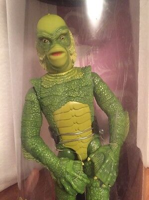 Universal Studios Monsters The Creature from the black Lagoon toy Hasbro