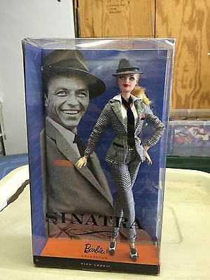 "Barbie Frank Sinatra Doll - New In Box---Rare-- ""just Reduced """