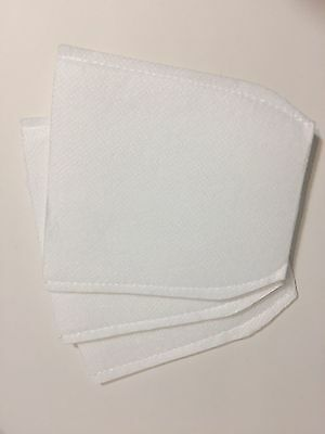 3 x NEW Makita 443060-3 Cloth Vacuum Filter for BCL180ZW, BCL180 and LC01Z