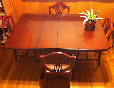 Duncan Phife 1940s Dining Room Set