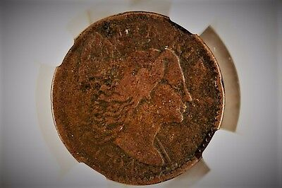 1794 Cent -  Head of 1794 - Very good details - RARE and valuable