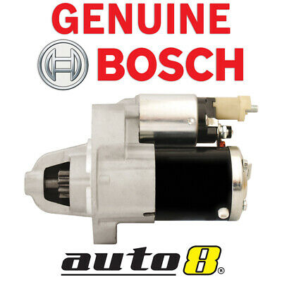Genuine Bosch Starter Motor fits Honda Civic EP 2.0 Petrol 2001 to 2005