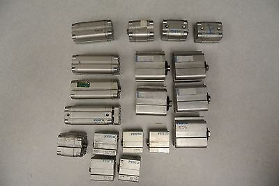 *NEW LOT of 18* FESTO AIR CYLINDERS