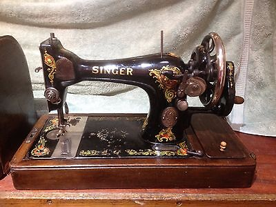 1920 Singer Limited Edition Hand Sewing Machine