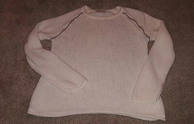 zara girls jumper age 11-12