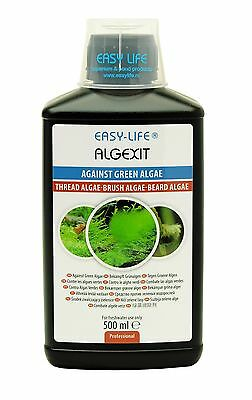 Easy Life AlgExit 500 ml Safe And Effective Any Algae Spores Are Removed New