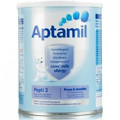 Aptamil Pepti 2 800g Baby Milk/Formula 6mnth+ For Cows Milk Protein Allergy CMPA