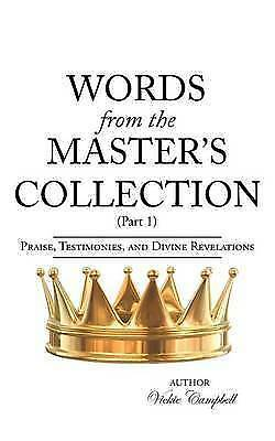 Words from the Master's Collection: Part 1 by Vickie Campbell (Paperback /...