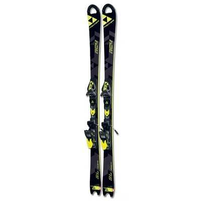 Fischer RC4 Worldcup SL Junior Slalom Race Skis 125cm 2017 (Skis Only)