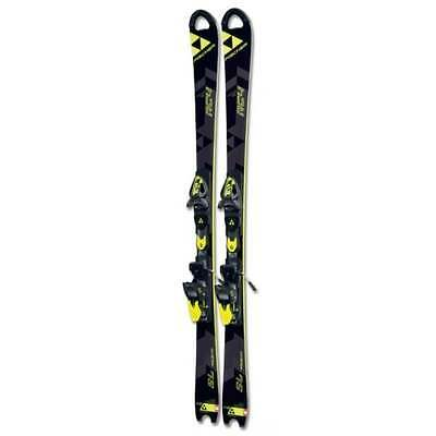 Fischer RC4 Worldcup SL Junior Slalom Race Skis 135cm 2017 (Skis Only)