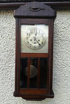 Philip hass and sohne antique wall westminster clocks
