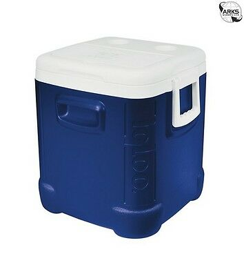 IGLOO Ice Cube 48 Coolbox - Blue/White - 00044347