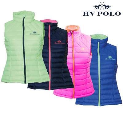 HV Polo Kylo Crown Fluor Bodywarmer - FREE UK DELIVERY