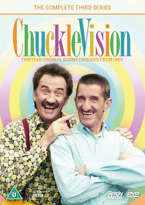 ChuckleVision: The Complete Series Three DVD (2017) Barry Chuckle ***NEW***