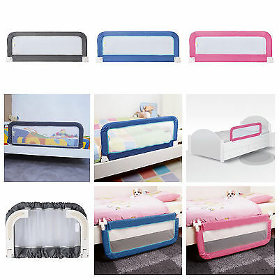 Safety 1st Bedrail Toddler Bed Rail Child Fold Sleep Safety Portable Compact