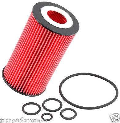 Kn Oil Filter (Ps-7004) Replacement High Flow Filtration