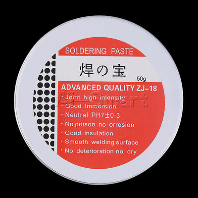 Good Insulation 50g Rosin Soldering Flux Paste Solder Electrical Welding Grease