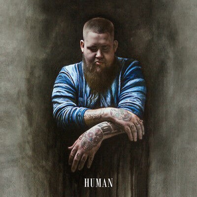 "Rag'n'Bone Man : Human Vinyl 12"" Album 2 discs (2017) ***NEW***"