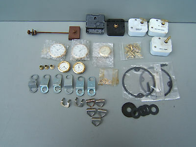 Clock spares & music boxes new watch movements see pictures for details
