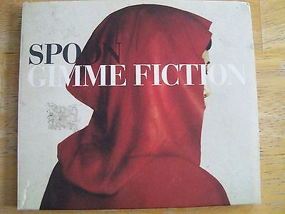 spoon gimme fiction cd