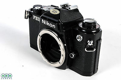 Nikon FE2 Black 35mm SLR Camera Body