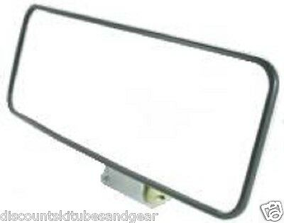 Boat Water Ski Mirror 303mm Wide WAKEBOARDING SKI MIRROR EASY TO SEE BEHIND WITH